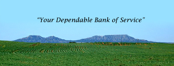 Your Dependable Bank of Service